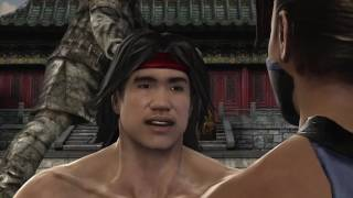 Mortal Kombat vs DC Universe Story Mode: Live and Unedited (Recorded stream)
