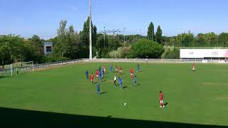 Match amical ES La Rochelle vs Chamois Niortais U19