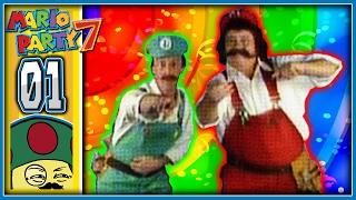MARIOPARTYBOYS! - Mario Party 7 | Part 1