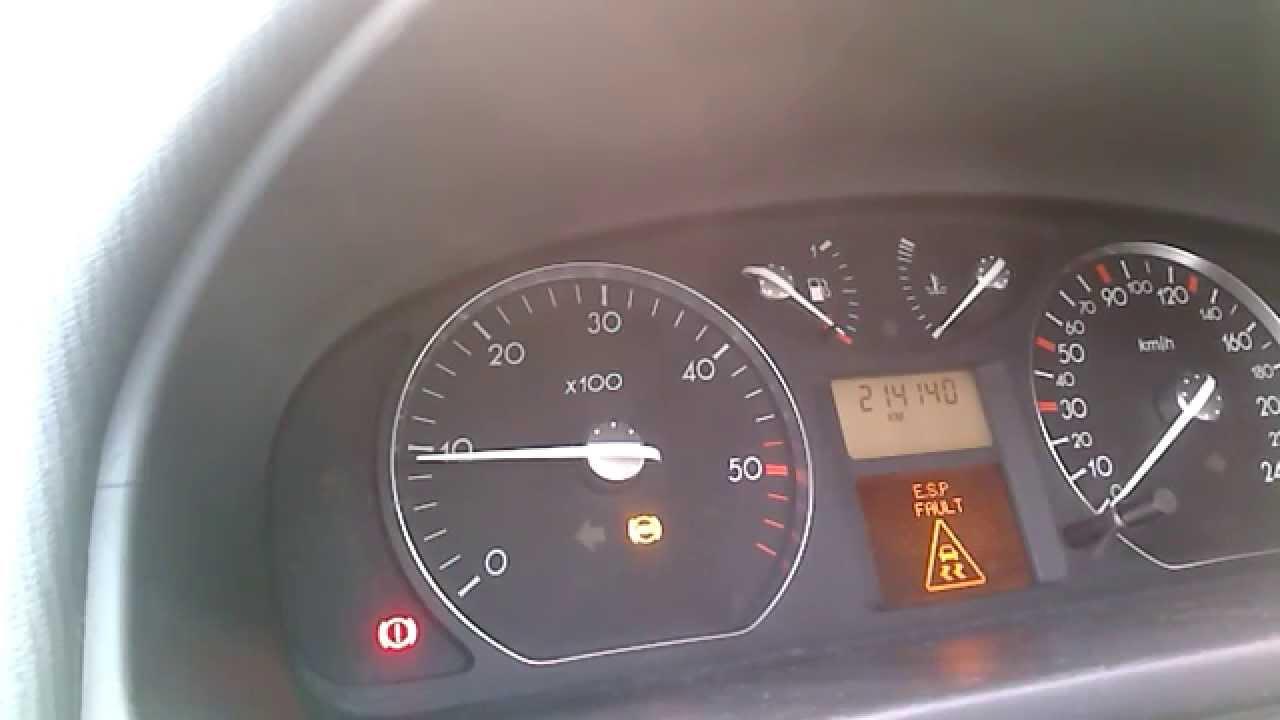 Renault Laguna 2 Naprawa Absesp