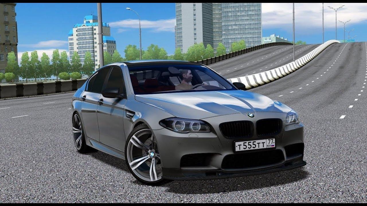 City Car Driving 1 5 Bmw M5 F10 By Vedro Custom Sound