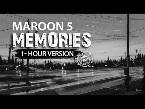 Học Tiếng Anh Qua Bài Hát | Memories Vietsub 1 Hour Version | TOPICA Native