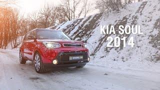 Kia Soul 2014 - тест-драйв автомобиля от veddro.com