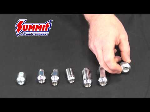 Types of Lug Nuts
