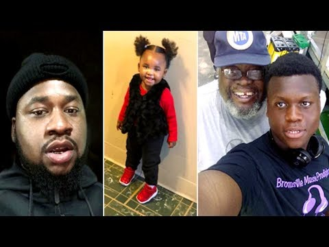 NYC Man Kills Daughter, Stepdad & Half-Brother Over Baby Mama Drama.