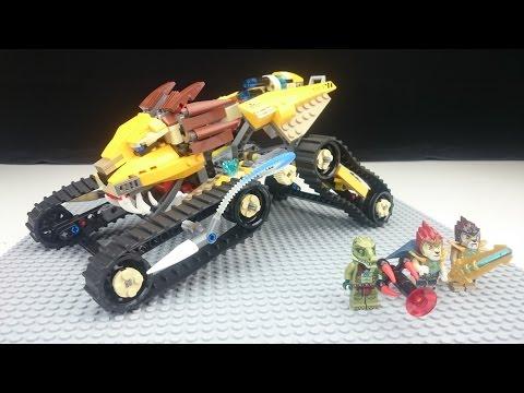 lego chima instructions 70005