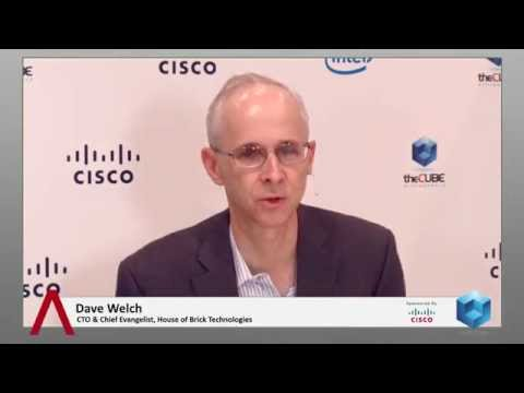 Dave Welch - Oracle OpenWorld 2014 - theCUBE Studio Cisco