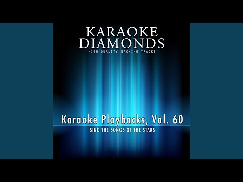 Sweet Dreams My L.A. Ex (Karaoke Version) (originally Performed By Rachel Stevens)