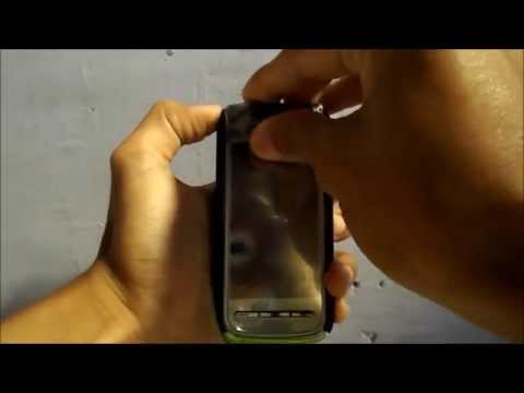 how to fix blank screen on nokia 5230, 5800,5530
