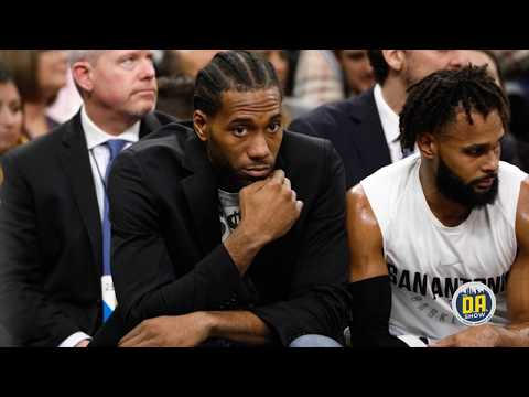 Kawhi has committed an unforgivable sin to teammates