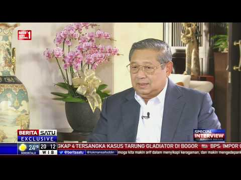 Special Interview Presiden ke-6 SBY
