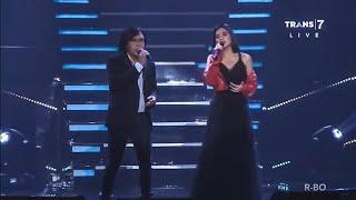 ARI LASSO ft EVA CELIA & ANDRA RAMADHAN - TAK 'KAN ADA CINTA YANG LAIN | KONSER SANG PENCINTA