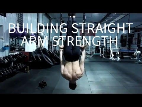 Straight Arm Strength Training for Movement (A Look at Basic Programming)