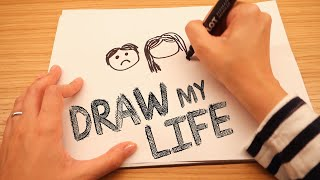 DRAW MY LIFE - LA TELEVENDITA DEL 2020 *DRAW MY BOOK*