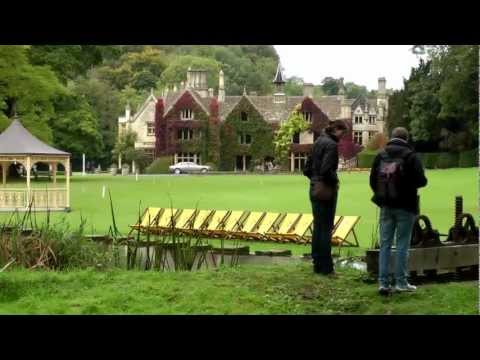 Castle Combe, Wiltshire, England Travel Video