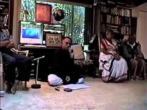 Video of Isaikkavi Ramanan l  EW Centre & Santana Dharma l  Temple l Los Angels
