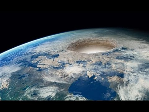 Hollow Earth there is a Giant Cavern Under Earths Crust