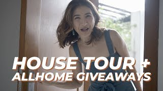 House Tour + AllHome Giveaways!!!