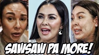Gretchen Barretto, BINALAAN SI Ruffa Gutierrez sa away ng PAMILYA Barretto!  thumb: Sawsaw Pa More!