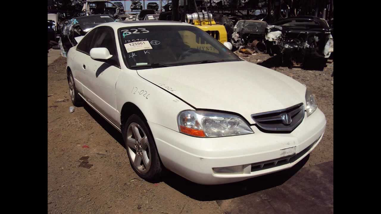 Acura CL Type S Parts AUTO WRECKERS RECYCLERS Ahpartscom Honda - Acura cl type s performance parts