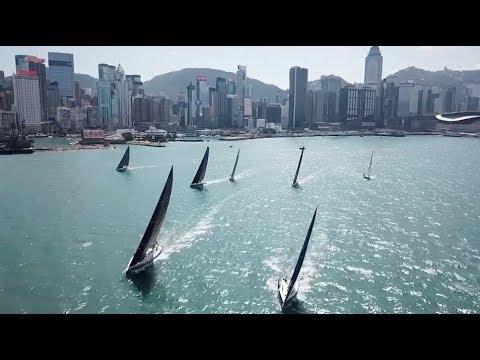 Volvo Hong Kong to Vietnam Race 2017