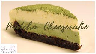 Matcha Cheesecake  Dessert  Recipe