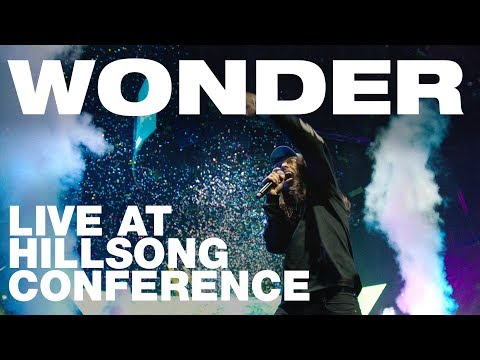 WONDER - Live at Hillsong Conference - Hillsong UNITED