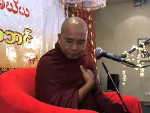 Shwe Than Lhinn Sayadaw Ah Shin Maygi Ya  Singapore Dhamma Thabin