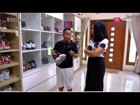 Lihat Koleksi Sepatu Mahal Narji, Harganya Bikin Melongo Part 03 - Alvin & Friends 13/11