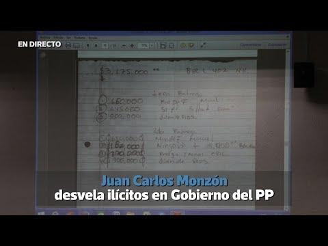 Declaración de Juan Carlos Monzón: Sale a la luz contrato de seguridad en el Renap (Parte 29)
