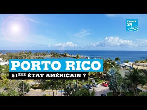 Porto Rico pourrait devenir le 51e État américain