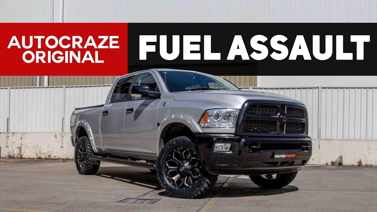 Raging Ram Dodge Wheels Tyres Fuel Ault Rims Autocraze 2017