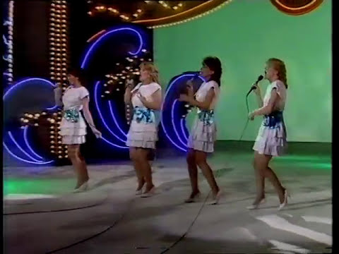 "Nolans sisters - ""Fame"" 1982 - from Eastbourne UK. - ""Good Quality"""