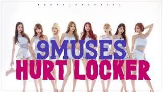 9MUSES - HURT LOCKER sub ita [Color Coded_Han_Rom_Ita]
