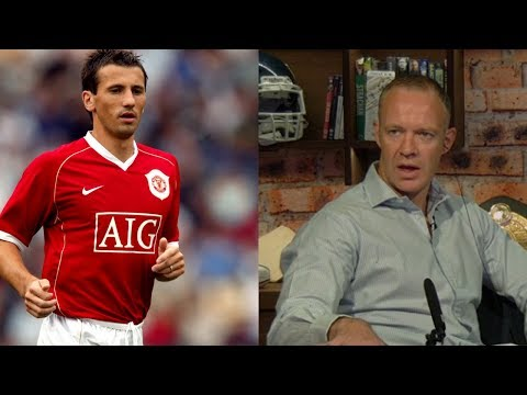 """""""Rules are rules"""" - Liam Miller memorial discussion with David Brady"""