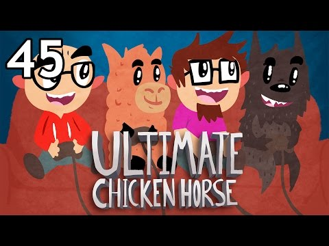 Ultimate Chicken Horse with Friends - Episode 45 [Northernlion And Others]