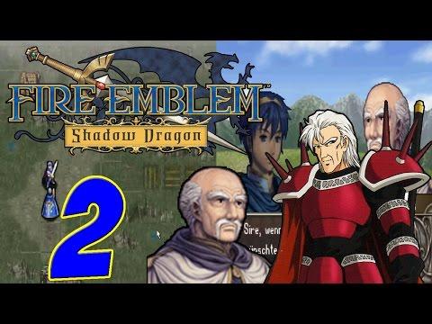 Fire Emblem: Shadow Dragon #2 Flucht aus dem Schloss [SirMeluya]