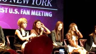 SNSD Jessica sings Tamia