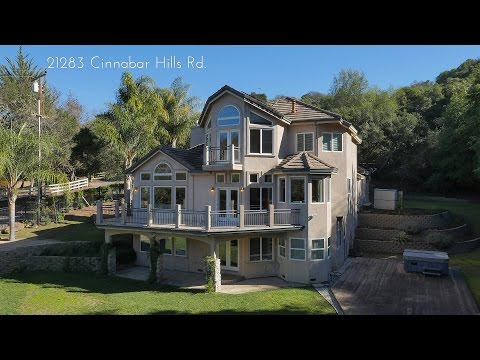 21283 Cinnabar Hills Road, Almaden Valley San Jose, CA 95120