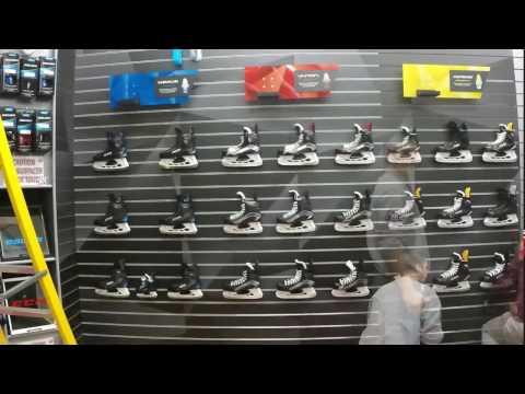 Puck Stop // Bauer Retail Concept