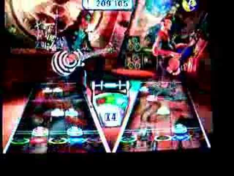 Guitar Hero II - The Light that Blinds - Expert Coop 5 Stars