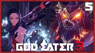God Eater 3 (PS4) • 05 • Restricted Ash Zone