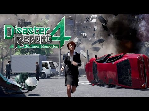 """Disaster Report 4 : Summer Memories - Bande Annonce """"Gameplay"""""""