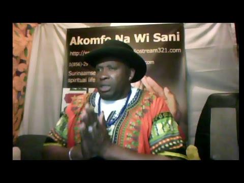 Disi na a tori foe wang Sedong Akomfo an wang Bakroe