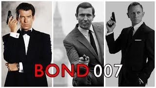 James Bond Movies | Top 10 JAMES BOND Movies Ranked - 2019 UPDATE!