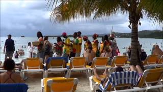 Emerald Princess Day 4 Roatan Honduras Dec 10  2014