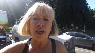 Wintler Park, Falcon, Vancouver, WA - Full time van life