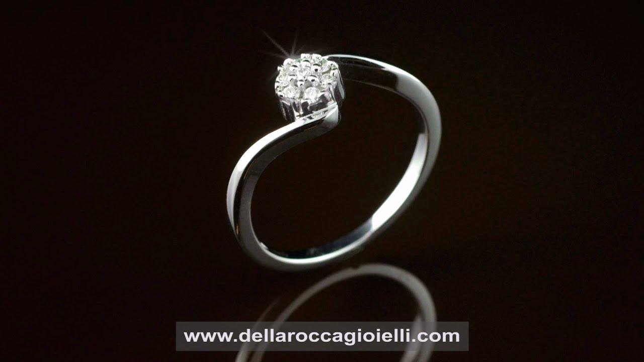 nuovo design codici promozionali prezzi al dettaglio Gioielli con Diamanti Vendita Gioielli con Diamanti Anelli ...