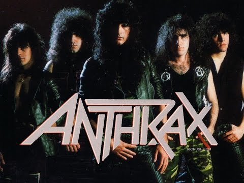 Anthrax: Be All End All (Lyrics)