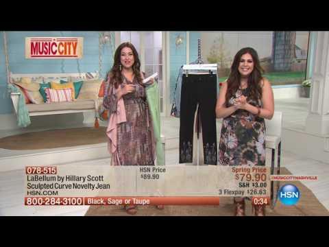 HSN | Hillary Scott Fashions Premiere 04.21.2017 - 02 PM